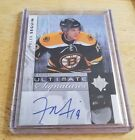 Tyler Seguin 2011-12 Ultimate Signatures On Card Auto US-TS