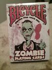 Bicycle Zombie playing cards deck USPCC new sealed