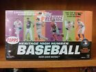 2015 ('66) Topps HERITAGE Baseball High Number HOBBY Box Case Fresh