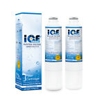 ICEDADDY Refrigerator Water Filter Perfect Fit  for SAMSUNG DA29-00020B (2Pack)