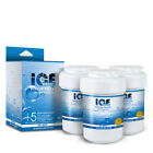ICEDADDY Refrigerator Water Filter Perfect Fit for GE MWF (3Pack)