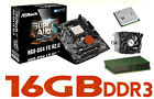 COMBO AMD FX 8350 EIGHT CORE CPU+16GB DDR3 RAM+ASROCK N68GS4 FX R20 Motherboard