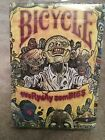 Bicycle Everyday Zombies playing cards deck USPCC new sealed