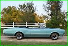Oldsmobile Cutlass 1966 Oldsmobile Cutlass Convertible F 85 Garage Find, Survivor, 442