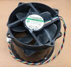 Dell XPS 730 730X CPU Cooling Fan 0P281K KDE1209PTVX w Shroud 7168