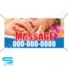 Custom Phone Number Foot Massage Banner Business Grand Open Advertising Sign