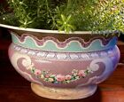 RARE LARGE CISTERN CHINESE  EXPORT 18TH  CENTURY AS IS