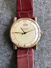 Jaeger Lecoultre Powermatic Automatic Vintage Swiss Watch Camille Fournet Gold