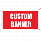 Custom Banner With Your Design