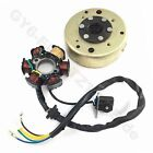 DC MAGNETO STATOR FLYWHEEL 6 COIL POLE D 125 150CC GY6 SCOOTER JONWAY TANK