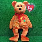 NEW Ty Beanie Baby KANATA The Bear ALBERTA Canadian Plush Teddy MWMT Ships FREE