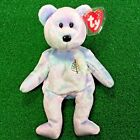 NEW Ty Beanie Baby Issy The Bear BALI Four Seasons Hotel Exclusive 2001 - MWMT