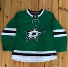 Dallas Stars adidas Authentic Pro Jersey Green XL 56 Victory Green