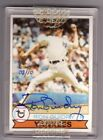 2004 TOPPS ORIGINALS SIGNATURE EDITION RON GUIDRY AUTOGRAPHED CARD 03 10