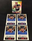 JIMMY GAROPPOLO Rookie Card LOT of ( 5 ) 2014 Topps Platinum & Score PATS 49ers