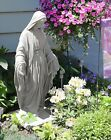 Virgin Mary Statue Blessed Mother Church Prayer Garden Catholic Front Porch Yard