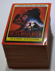 Topps 1983 132 Card Star Wars Return of the Jedi Complete Set Picture Series