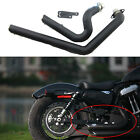 For Honda STEED SHADOW VT VLX400 600 Motorbike Repair Parts Exhaust Pipe 2pc BCL