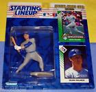 1993 DEAN PALMER Texas Rangers Rookie - FREE s/h - sole Starting Lineup Kenner