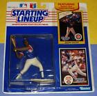 1990 JEROME WALTON Chicago Cubs Rookie ROY sole Starting Lineup plus 1989 card