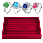 arrings Ring Jewelry Box Tray Box Display Rack Organizer Storage Holder KP