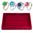 arrings Ring Jewelry Box Tray Box Display Rack Organizer Storage Holder XP