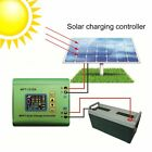 MPT 7210A LCD Display MPPT Solar Panel Battery Charge Controller 10A 48V Boost