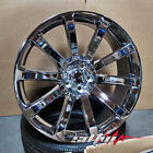 22 SR 8 Style Chrome Wheels Fits Dodge Chrysler Magnum 300C