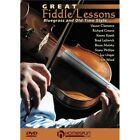 Great Fiddle Lessons - Bluegrass And Old-Time Styles Violine DVD (Region 0)