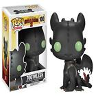 ❤ Funko Pop How To Train Your Dragon 2 Toothless Vinyl Figure Exclusive Action ❤