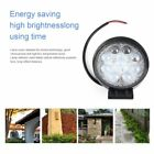 Universal 27W Waterproof LED Working Light Car Headlight with 9pcs*3W LEDs