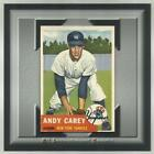 1953 Topps ANDY CAREY #188 EX+ **fantastic baseball card for your set** TD93