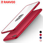 Red Case For iPhone 8 Plus 7 Plus Thin Fit Hard Anti Scratch RANVOO Back Cover