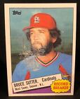 Bruce Sutter Cards, Rookie Card and Autographed Memorabilia Guide 8