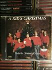 A Kid's Christmas  Nashville Children's Choir RARE 1990 2 CD SET heartland music