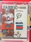 2007 Donruss Certified Materials Fabric of the Game Dan Marino Auto Patch 08 13