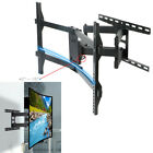 Full Motion Swivel Curved Flat TV Wall Mount Bracket for Samsung Sony TCL Vizio