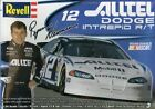 Revell 1:24 #12 Alltel Dodge Intrepid R/T Ryan Newman NASCAR Kit #85-2855