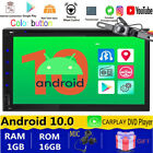 GPS Navigation With Map Bluetooth Radio Double Din 62 Car Stereo DVD Player