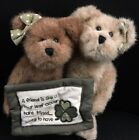 Boyds Bears Mary & Beth Thinkin of Ya Series 1988-2005