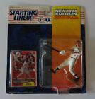 1994 Carlos Baerga Cleveland Indians Starting Lineup MLB Action Figure - SEALED