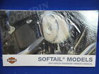 2004 Harley Davidson softail owners manual heritage fatboy night train springer