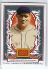 2013 Panini Golden Age Baseball SP Variations Guide 56