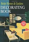 Better Homes and Gardens Decorating Book How to Plan Colors and Furnishings NEW