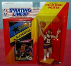 1992 VLADE DIVAC sole Los Angeles L.A. Lakers -FREE s/h - Rookie Starting Lineup
