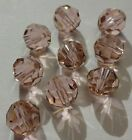 Swarovski crystal beads 4mm 5000 VINTAGE ROSE bulk pack 1440 pcs