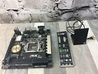 ASUS Z97I PLUS LGA 1150 Intel Z97 HDMI SATA 3 USB 30 Mini ITX Motherboard