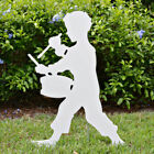 NEW Christmas Outdoor Nativity Drummer Boy Figure US