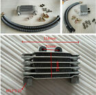 Universal Engine Oil Cooler Extra Kit For Motorcycles,Dirtbike,Pt bike 110 125CC