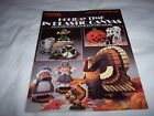 Holiday Time in Plastic Canvas Leaflet Leisure Arts Halloween Thansgiving